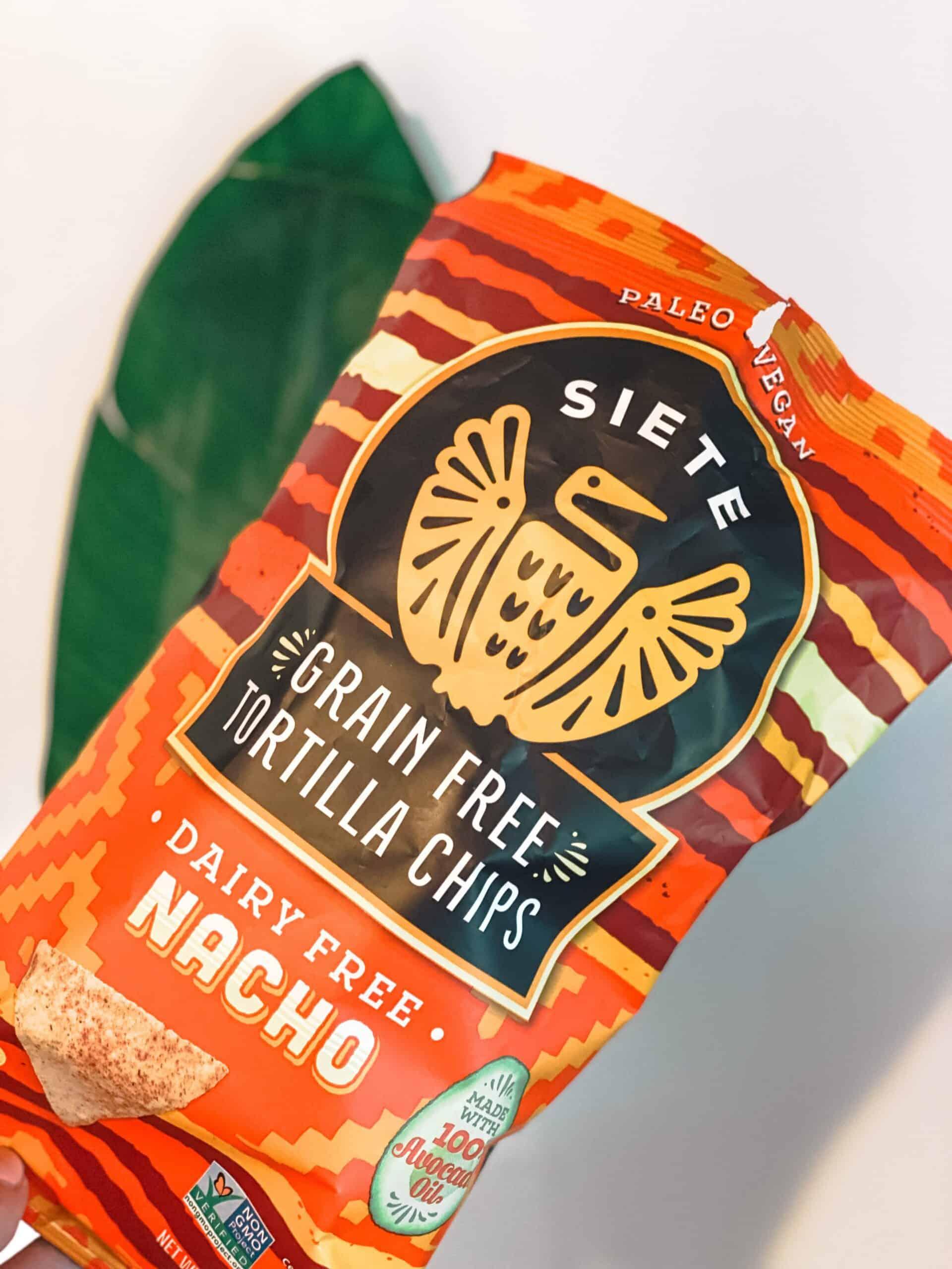 dairy free nacho doritos