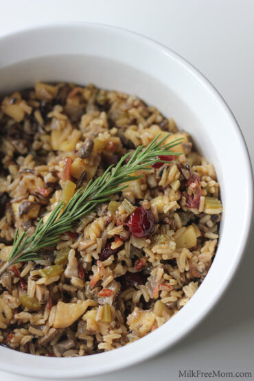 Vegan Wild Rice Recipe