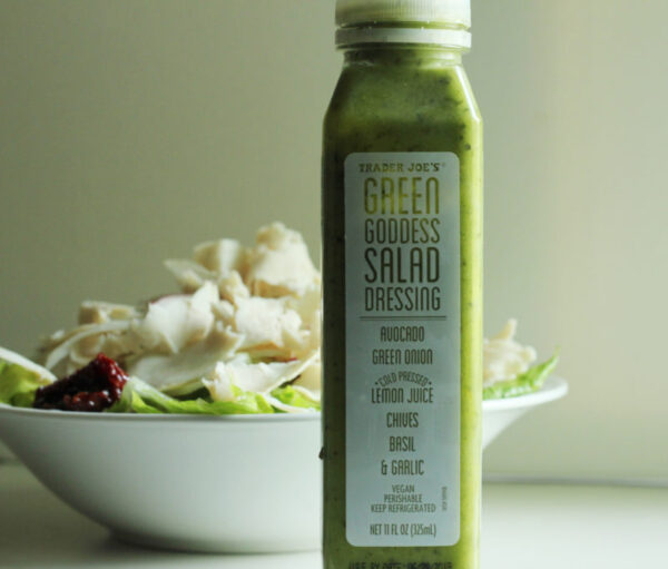 Dairy-Free Green Goddess Dressing