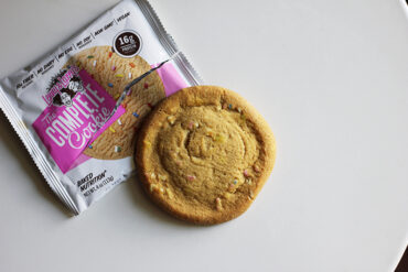 dairy free vegan cookie