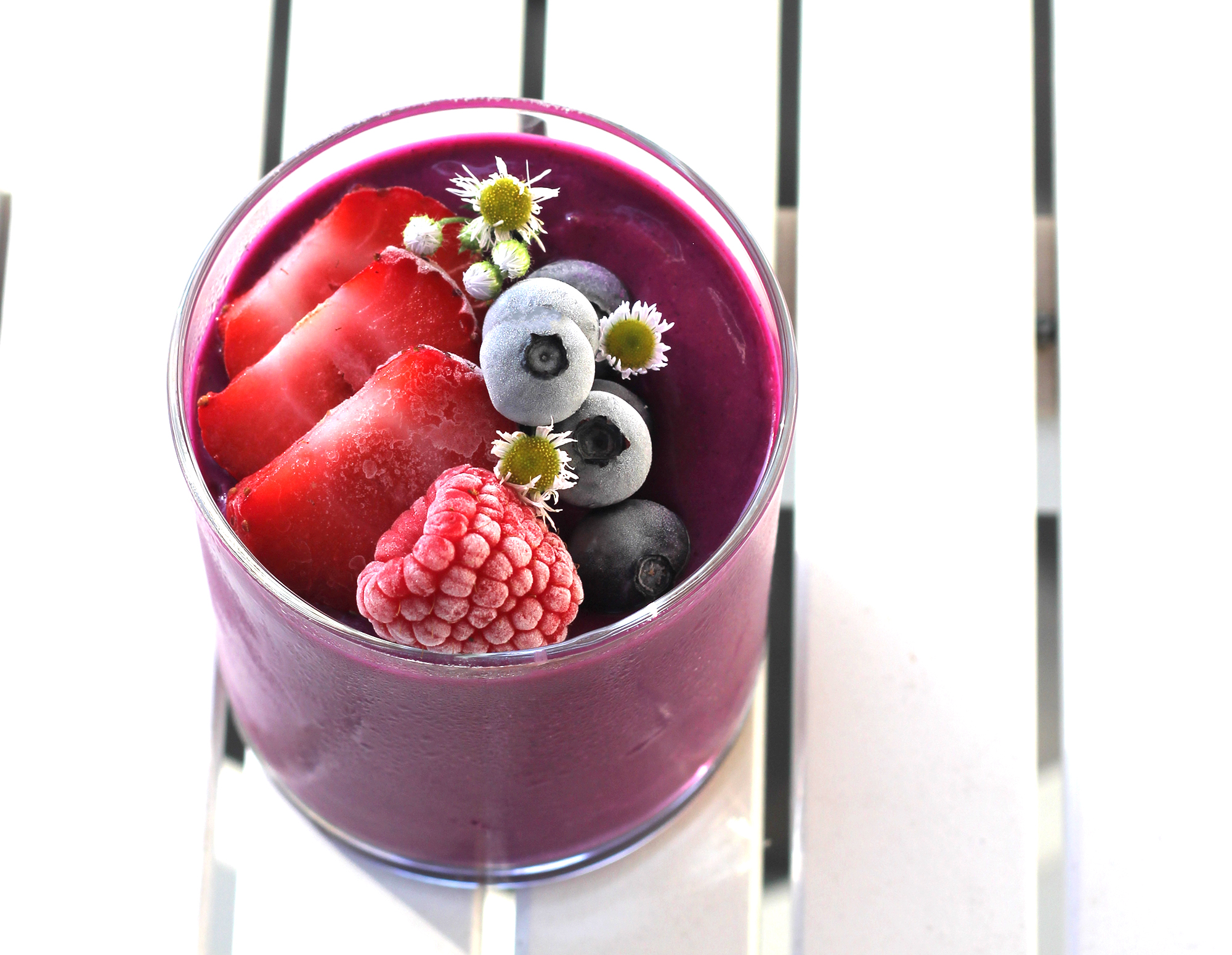 Dairy Free Superfruit Smoothie