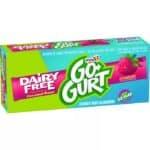 dairy free go-gurt from Yoplait