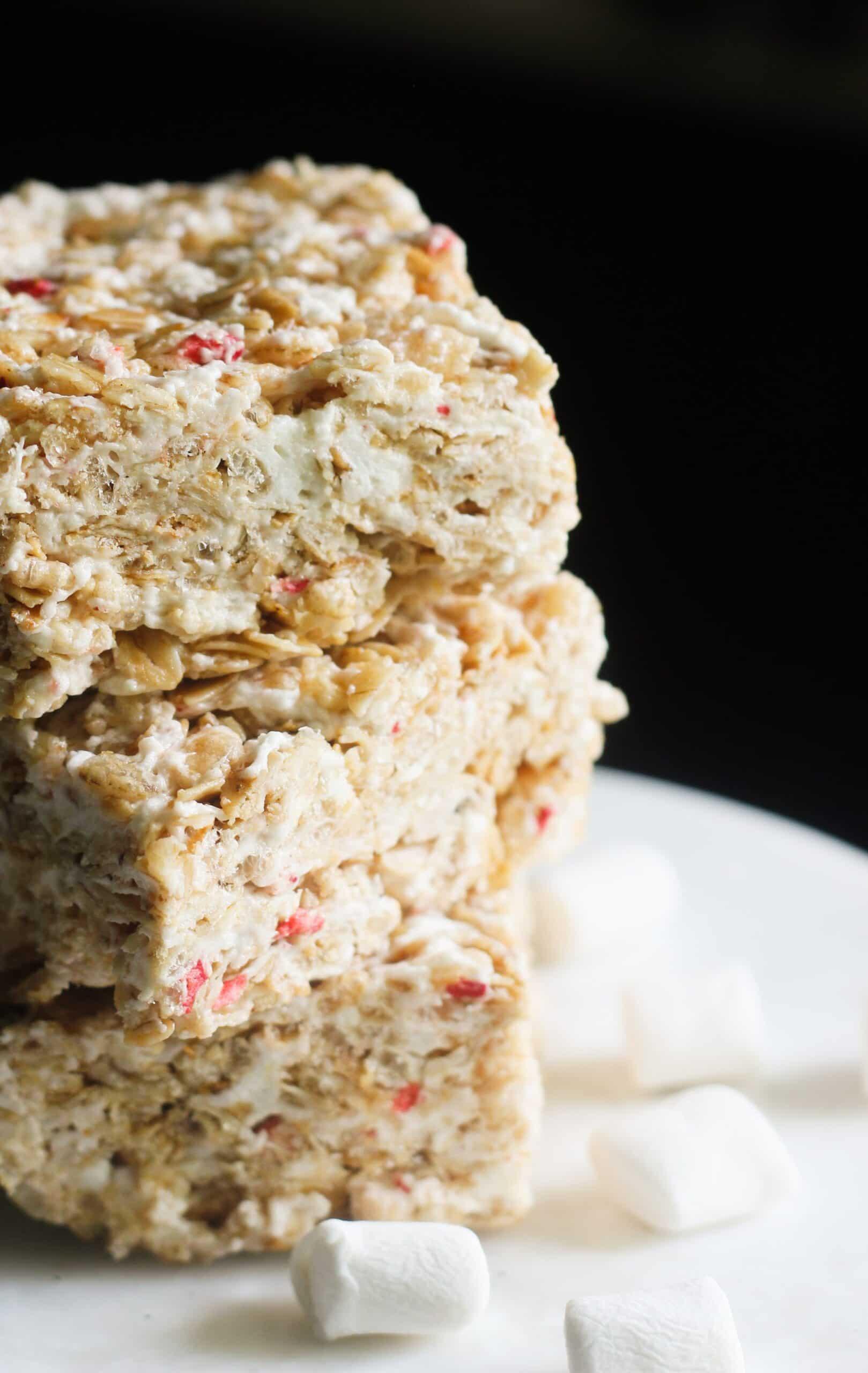 granola crispy bars